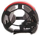 Боксерский шлем V`Noks Potente Red XL, фото 4