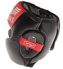Боксерский шлем V`Noks Potente Red XL, фото 6