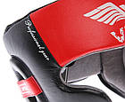 Боксерский шлем V`Noks Potente Red XL, фото 9