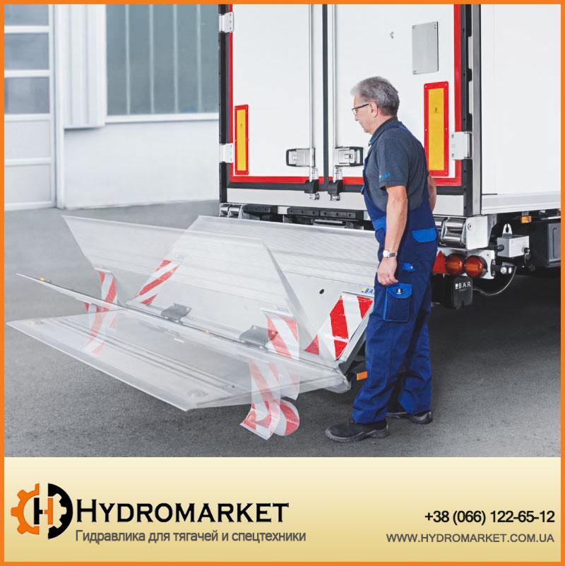 Гідроборт Bär Cargolift Ret Falt BC 1500 R21