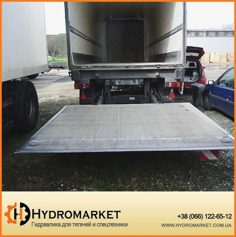 Гидроборт Bär Cargolift RetFalt BC 1500 R4U