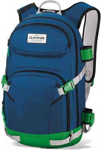 Мужской городской рюкзак Dakine Heli Pro 20L Portway 610934864779 синий
