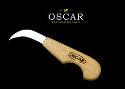 Нож для резьбы по дереву OSCAR №6