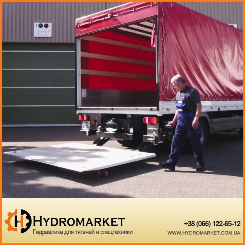 Гидроборт Bär Cargolift Ret/HydFalt BC 1500 Н42