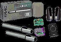 Автоматика для распашных ворот FAAC 400 CBAC для створки до 2,2 м, фото 1
