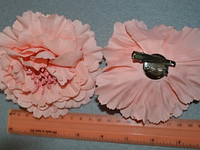 Атласные цветочки 3952