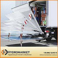 Ремонт гидробортов Bär Cargolift