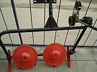 Косилка роторная  КР-01Бдля  дизельных  мотоблоков  водяным  охлаждениям, фото 1