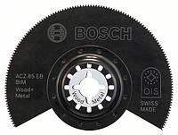 Сегментоване пиляльне полотно ACZ 85 EB, Wood and Metal BOSCH