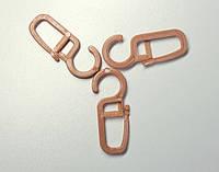 Крючок на кольцо для трубчатого карниза