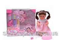 Кукла пупс Baby Toby (Baby Born) интерактивный 43cм, с парикмахерской, горшок, аксессуары