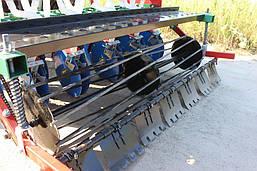 Сівалка сеялка до мінітрактора 2,1 м дисковий сошник, фото 2