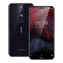 Nokia 6.1 Plus Чехлы и Стекло (Нокиа 6.1 Плюс)