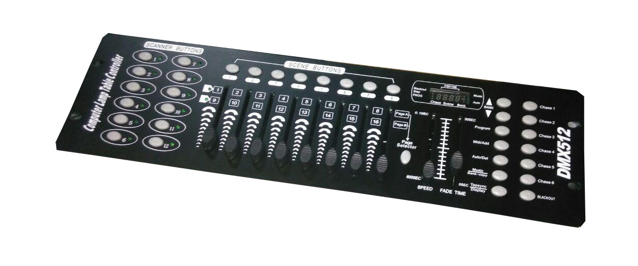 DMX-контролер Heng Feng DMX-1