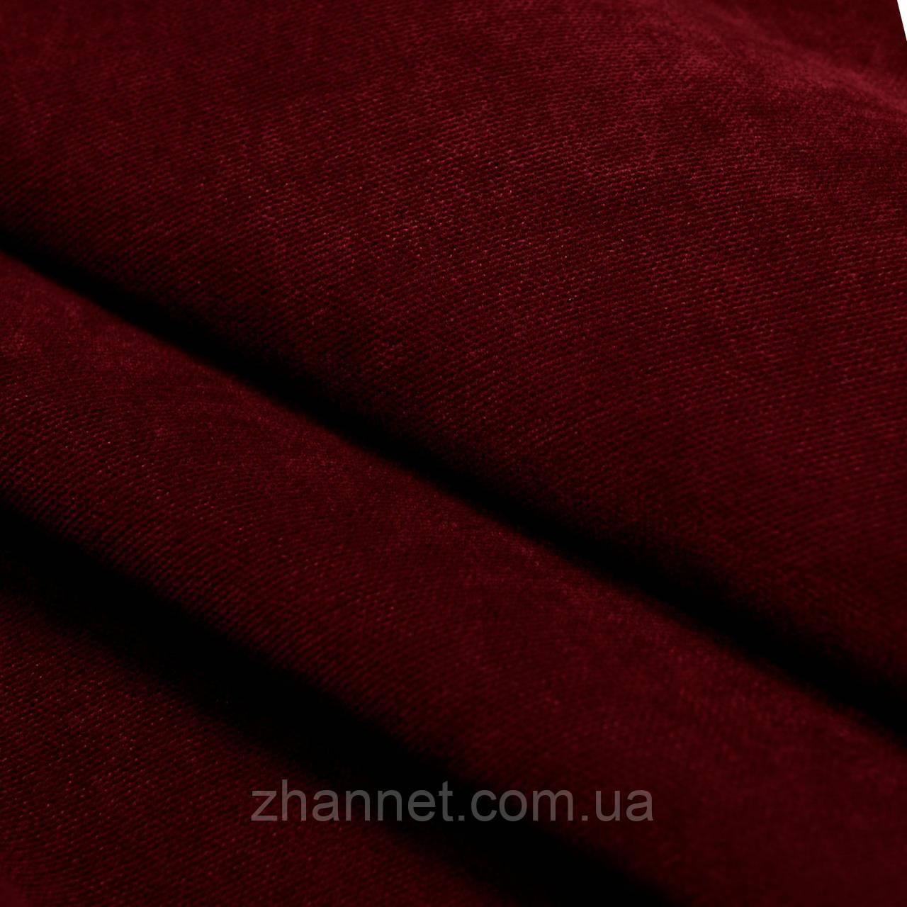 Ткань для штор Diamond бордовый 295 см (1403197)