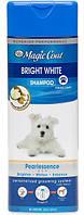 Шампунь для белых и cветлых собак отбеливающий Four Paws