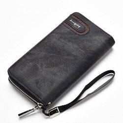 Портмоне кошелек мужской Baellerry S1514 Black