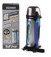 Термос ZOJIRUSHI SJ-SD10ХA 1 л (складная ручка+ремешок)