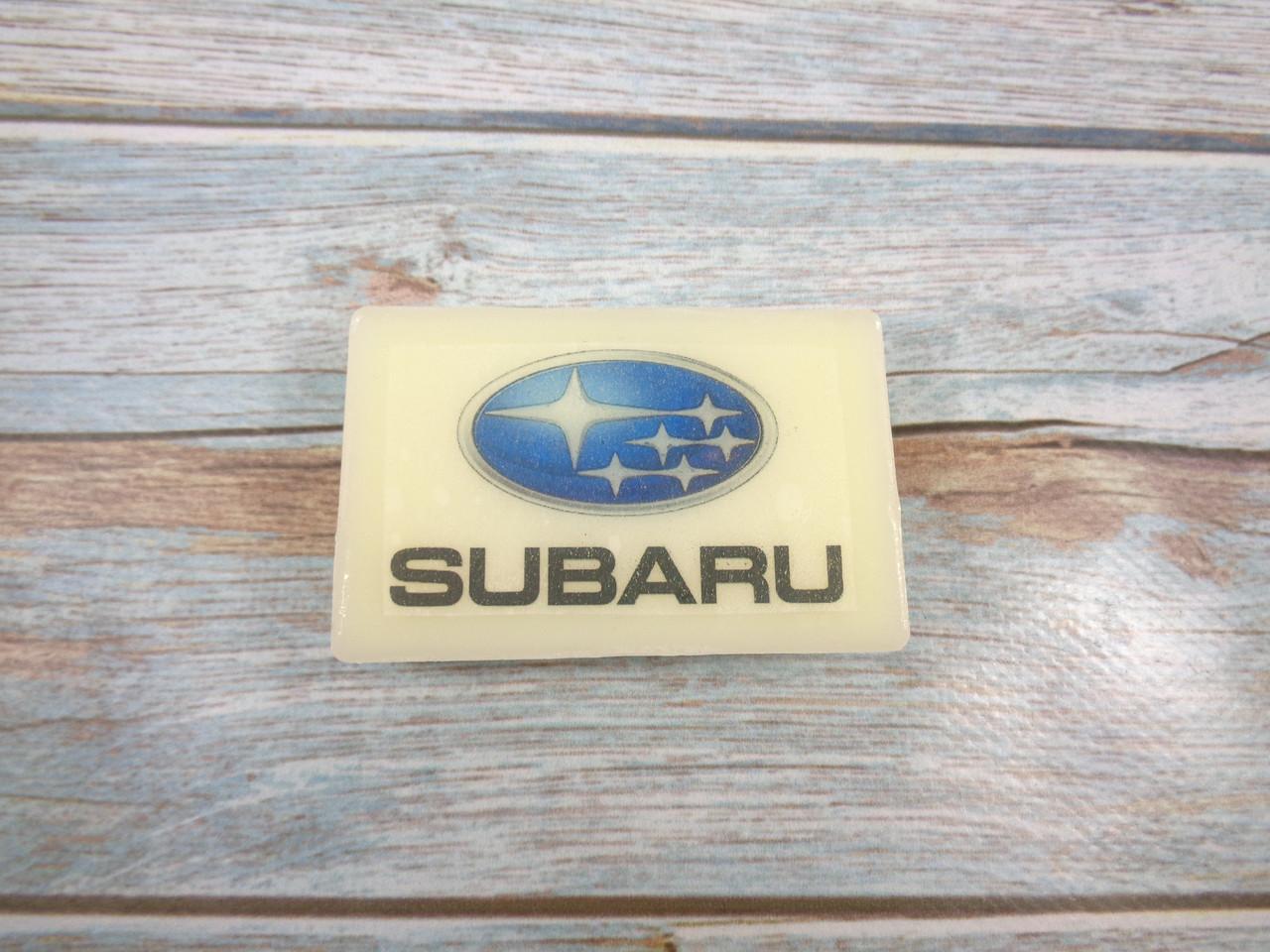 """Мыло с логотипом """"Subaru"""""""