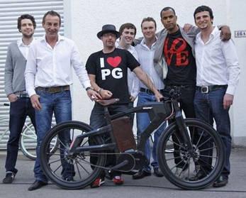 Самый быстрый и самый дорогой велосипед в мире!