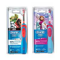 Електрична зубна електрощітка дитяча Braun Oral-B Stages Power D12.513K 7fb1a31b09b34