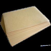 Крафт бумага для упаковки и творчества коричневая в листах 700 х 700мм 70 г/м2., 30 штук, фото 1