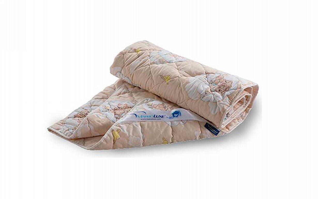 Одеяло Детское Бамбино 110х140 см. МатроЛюкс