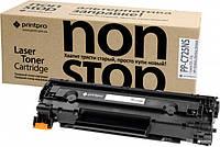 Картридж Canon 725, Black, LBP-6000/6020, MF3010, Virgin, пустой, лицензия (C725-EVL)