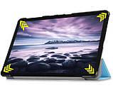 "Чехол для планшета Galaxy Tab A 10.5"" SM-T590 / SM-T595 / SM-T597 Slim - Sky Blue, фото 2"