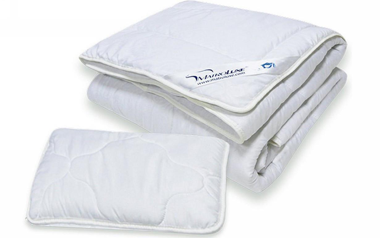 Ортопедический детский комплект детский Китти (одеяло+подушка) 110х140 см./30х50 см. МатроЛюкс
