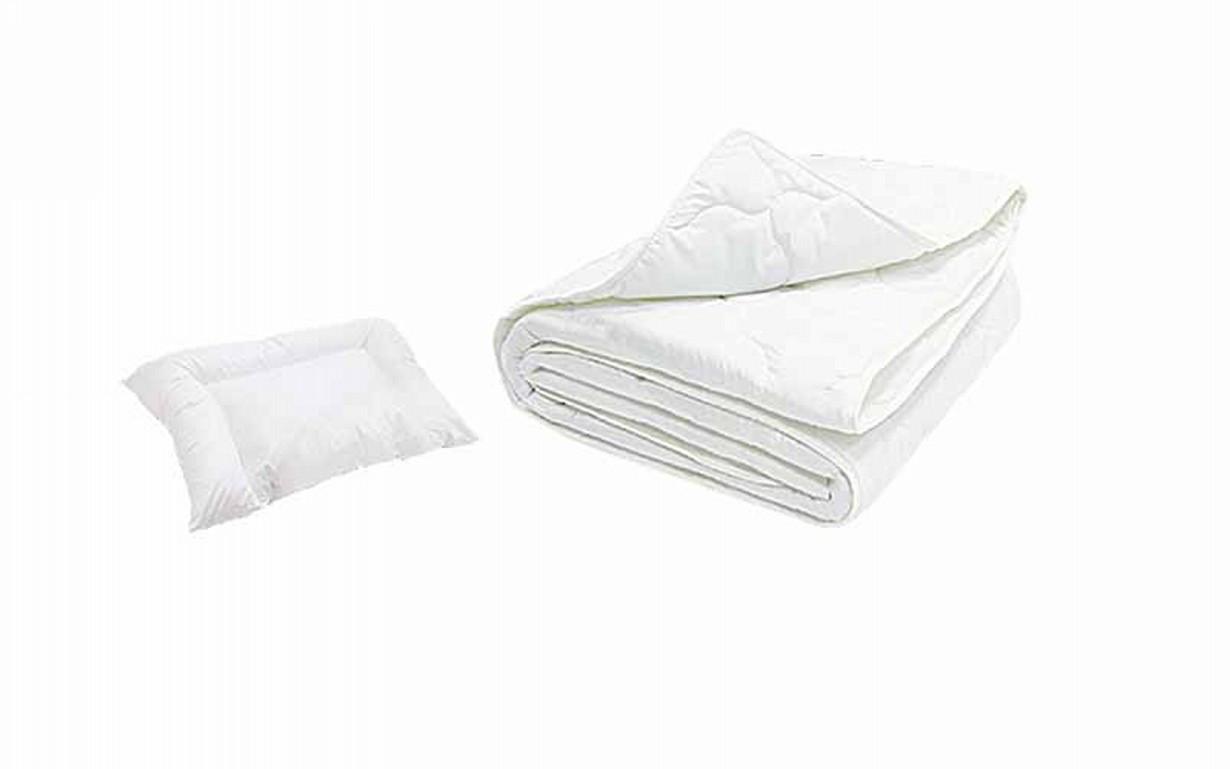 Ортопедический детский комплект детский Фокси (одеяло+подушка) 110х140 см./30х50 см. МатроЛюкс