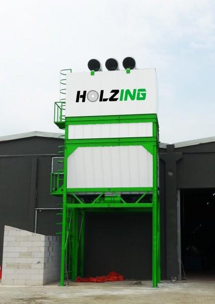 Аспирация Holzing RLA 1000