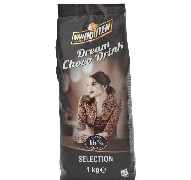Какао Van Houten VH Selection 1кг