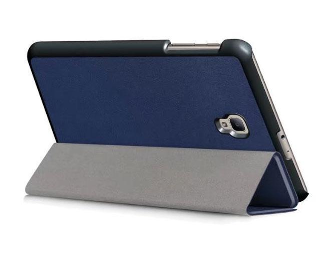 """Чохол для планшета Galaxy Tab A 8.0"""" 2017 T380 / T385 Slim - Dark Blue"""