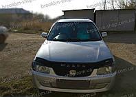 Дефлектор капота Mazda Familia с 1994–1998 г.в. (Мазда Фамилиа) Vip Tuning