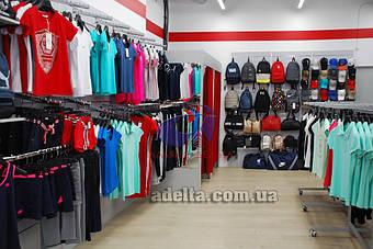 Эконом панель для магазинов одежды