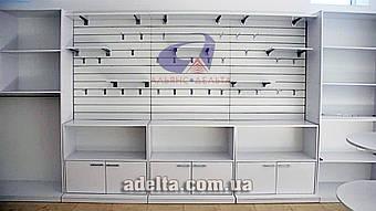 Торговое оборудование для магазинов различных товаров