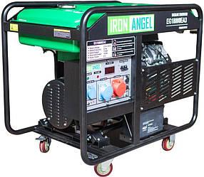 Генератор бензиновый Iron Angel EG18000EA3 (18 кВт)