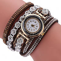 Женские часы Versace brown