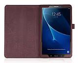 "Чехол Primo для планшета Samsung Galaxy Tab A 10.1"" (T580/T585) Case - Brown, фото 3"