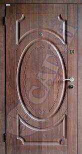 Дверь входная модель 101  серия Стандарт