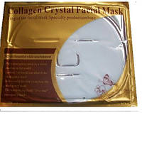 "Маска для лица кристальный коллаген, белая ""Collagen Crystal Facial Mask"""