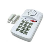 Сигнализация Security Keypad Alarm System, автономная сигнализация на дверь, окна