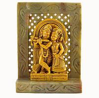 Статуэтка Кришна и Радхи
