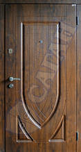 Дверь входная модель 102  серия Стандарт