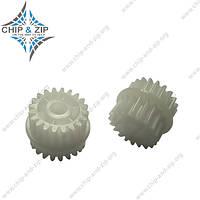 Шестерня привода печи для HP LJ P 3005 (Gear 20/20T, RU5-0956-000) NCET