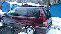Дефлекторы  стекол Mitsubishi Space Wagon III 1998-2004/Chariot Grandis 1997-2002 Cobra Tuning