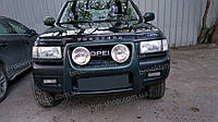 Дефлектор капота Opel Frontera (B) с 1998–2003 г.в. (Опель Фронтера) Vip Tuning