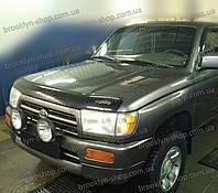 Дефлектор капота TOYOTA 4Runner с 1996–2002 г.в. (Тойота 4раннер) Vip Tuning