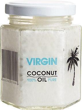 Нерафинированное кокосовое масло Hillary VIRGIN COCONUT OIL 200мл